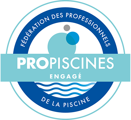 Aloha Piscines dispose du label ProPiscines